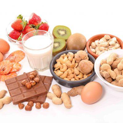 Formación alérgenos alimentarios